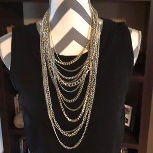 Jewelry - Multi-Layered Necklace